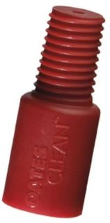 OATES THREADED ADAPTOR RED FITS 22MM