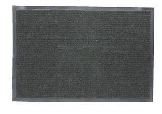 OATES RIBBED MAT PEPPER 60 x 90CM