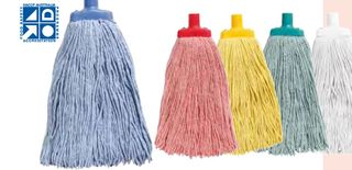 EDCO DURABLE MOP RED