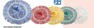 EDCO DURABLE ROUND MOP BLUE 350G