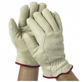 OATES FLEECY LINED RIGGERS GLOVES MED - LGE