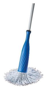 OATES EZY SQUEEZE ANTIBACTERIAL CONE WRINGING COTTON MOP
