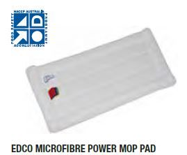 EDCO MICROFIBRE POWER MOP PAD