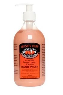 CITRUS RESOURCES HONEYDEW HAND WASH 500ML