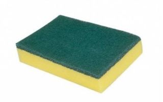 EDCO SCOURER SPONGE SINGLE PACK