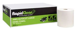 RAPID JAWS AUTOCUT HAND TOWEL (RT200) 077513