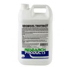 RESEARCH BROWNING TREATMENT 5L