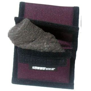 EDCO SORBO SINGLE POUCH FOR SCOURER- COLOURED