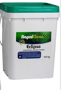 RAPID ECLIPSE LAUNDRY POWDER BUCKET 140260 12.5KG