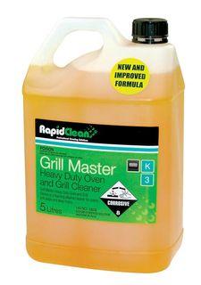 RAPID GRILL MASTER 140050 5LT