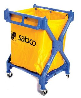 SABCO LAUNDRY TROLLEY
