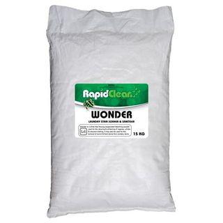 RAPID WONDER LAUNDRY STAIN SOAKER & SANITISER BAG 1402350 15KG