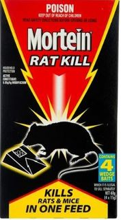 MORTEIN WEDGE RAT KILL