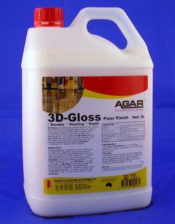 AGAR 3D GLOSS 5LT