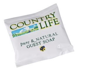 COUNRTY LIFE WRAPPED SOAP 15G 500/CTN