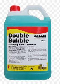 AGAR DOUBLE-BUBBLE 5LT