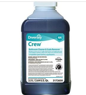 DIVERSEY CREW SHOWER TUB & TILE JF 2.5LT