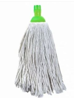 SABCO SELF WRINGING COTTON MOP ANTIBACTERIAL REFILL