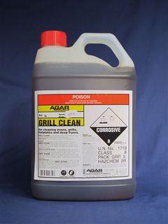 AGAR GRILL CLEAN 5LT