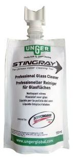 PALLMALL PROFESSIONAL GLASS CLEANER 150ml  SUIT STINGRAY