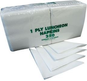 TORK COST SAVER 1PLY LUNCH NAPKIN