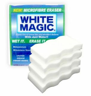 WHITE MAGIC EXTRA POWER 4 PACK PADS