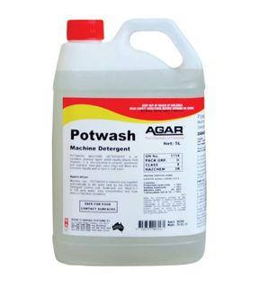 AGAR POTWASH 5LT