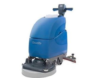 INTERVAC 55CM ELECTRIC FLOOR SCRUBBER