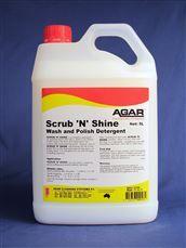 AGAR SCRUB N SHINE 5LT