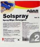 AGAR SOLSPRAY 20LT