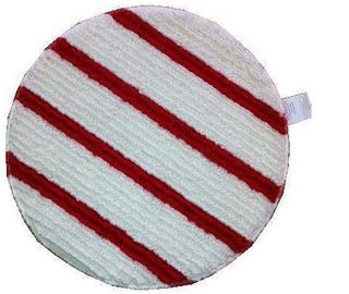 OATES DRY FUSION RED/WHITE BONNET