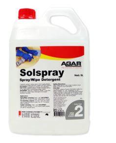 AGAR SOLSPRAY 5LT