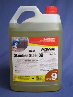 AGAR STAINLESS STEEL OIL 5LT (9)