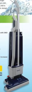 BLUEMATIC BMVC36B PROFESSIONAL UPRIGHT VACUUM CLEANER