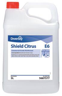 DIVERSEY SHIELD CITRUS 5LT