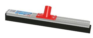 EDCO BLACK NEOPRENE FLOOR SQUEEGEE RED COMPLETE 600MM