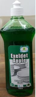 TASMAN EXELDET APPLE DISH WASHING LIQUID 750ml