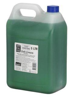 DEB GREEN HYGIENIC LOTION SOAP 5LT