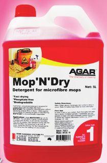 AGAR MOP N DRY 5LT