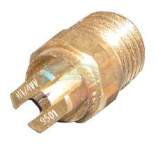 """CLEANSTAR 11002 V-JET NOZZLE 1/4"""" BRASS"""