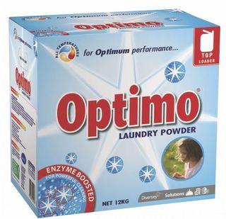DIVERSEY OPTIMO LAUNDRY POWDER 12kg