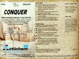 ACTICHEM CONQUER 20LT