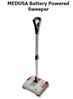CLEANSTAR BATTERY MULTISURFACE SWEEPER