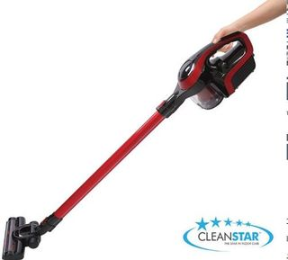 CLEANSTAR GALAXY 2-IN-1 RECHARGEABLE STICKVAC