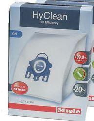 CLEANSTAR MIELE G/N HYCLEAN BAGS 4PK