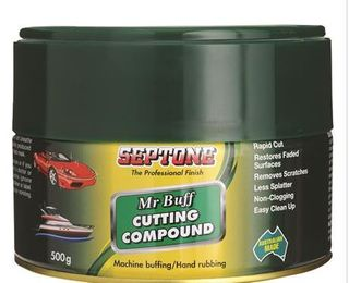 SEPTONE MR BUFF CUTTING COMPOUND 500G