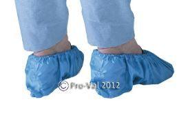 PRO VAL GLOSHIES SHOE COVER BLUE 100PCS