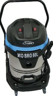 CLEANSTAR MID BRO 60LT COMMERCIAL MACHINE 2000W