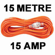 CLEANSTAR 15AMP EXTENSION LEAD 15M