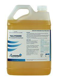 ACTICHEM T&G POWER 5LT